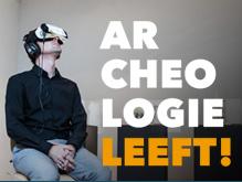 Archeologie Leeft Logo