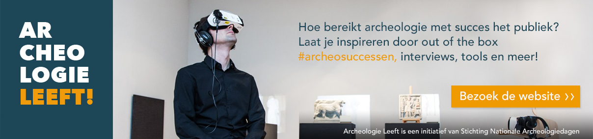 Banner Archeologieleeft