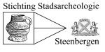 Stichting Stadsarcheologie Steenbergen