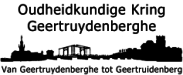 Oudheidkundige kring Geetruidenberg