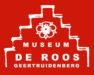 Logo Museum De Roos