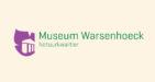 Logo museum Warsenhoeck