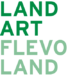 Logo Land Art Flevoland