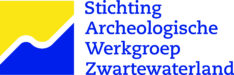 Logo Stichting Archeologische Werkgroep Zwartewaterland