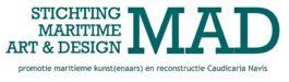 Logo Stichting Maritime Art & Design