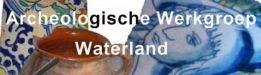 Logo Archeologische Werkgroep Waterland